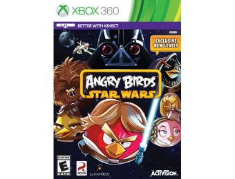 $25 off Angry Birds Star Wars - Xbox 360