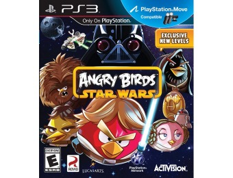 $25 off Angry Birds Star Wars - PlayStation 3