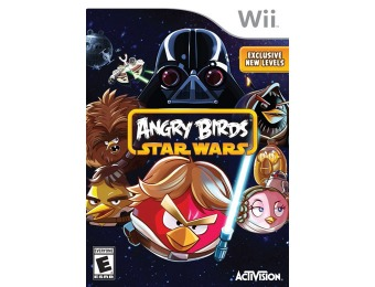 $5 off Angry Birds Star Wars - Nintendo Wii