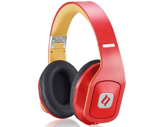 $137 off Noontec Hammo Stereo Headphones, Black or Red
