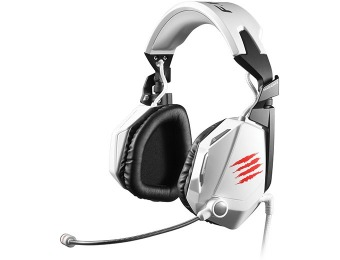 $116 off Mad Catz F.R.E.Q.5 Stereo Gaming Headset for PC and Mac