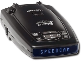 $120 off Escort Passport 9500ix Radar/Laser Detector
