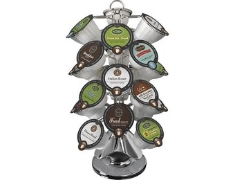 50% off Keurig 05006 Vue Pack Carousel Tower, Chrome