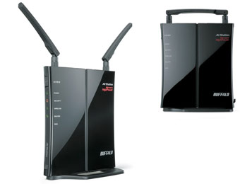 50% Off Buffalo AirStation HighPower N300 Wireless Router