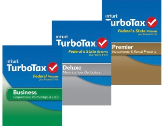 Up to 30% off Turbo Tax Software at Best Buy
