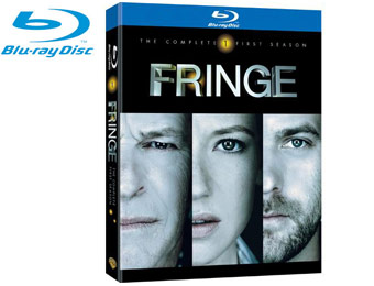 65% Off Fringe: Complete 1st Season (Blu-ray) (5 Discs)