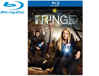 65% Off Fringe: Complete 2nd Season (Blu-ray) (4 Discs)