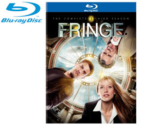 65% Off Fringe: Complete 3rd Season (Blu-ray) (4 Discs)