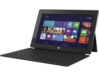 50% off Microsoft Surface (32GB with Black Touch Cover)