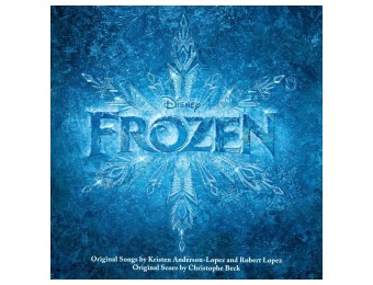 $5 off Frozen Original Motion Picture Soundtrack - CD