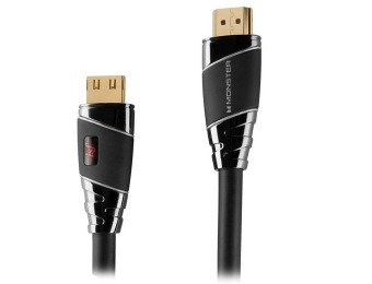 50% off Monster Cable MC ISF750 HD-9 EFS 9-Feet HDMI Cable