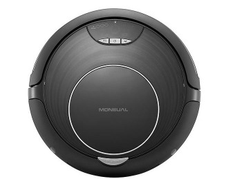 $120 off Moneual H67 RYDIS Self-Propelled Robotic Vacuum