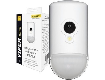 33% off Viper 503V Add-On Indoor Wireless Security Photo Camera