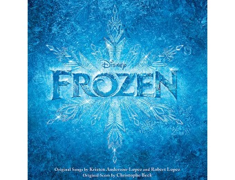 29% off Frozen (Original Motion Picture Soundtrack) CD