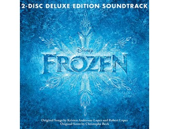 40% off Frozen (2-Disc Deluxe Edition Original Soundtrack) CD