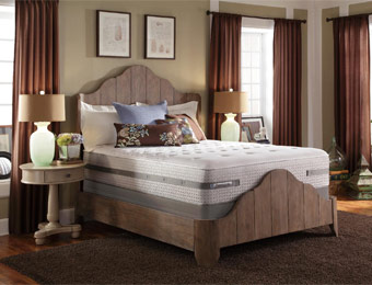 $1410 Off Sealy Franchesca TI2 Firm King Mattress