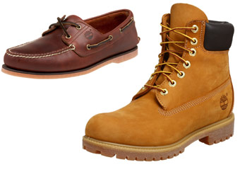 Up To 50% Off Men's Timberland Boots, Shoes & Footwear