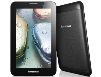 44% off Lenovo IdeaTab A3000 7-Inch 16GB Tablet, Refurbished