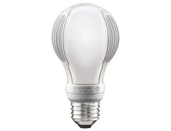 $10 off Insignia Dimmable A19 LED Light Bulb, 40-Watt Equivalent