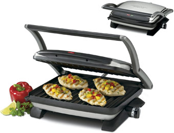 $70 Off Cuisinart GR-2 Griddler Express Contact Grill