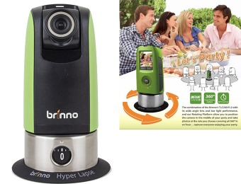 $230 off Brinno BPC100 Party Time Lapse Camera