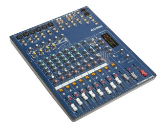 $139 off Yamaha MG124CX 12-Input Stereo Mixer with Effects