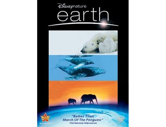 55% off Disneynature: Earth DVD