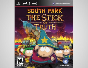 52% off South Park: The Stick of Truth - PlayStation 3