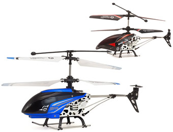 85% Off Hammerhead Pro Series 4-Channel RC Helicopter