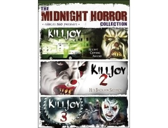 49% off Killjoy / Killjoy 2 / Killjoy 3 (Triple Feature) DVD