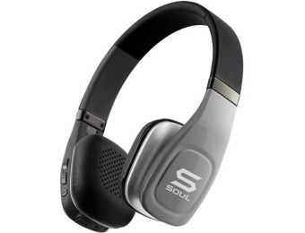 SOUL Volt Bluetooth Pro Hi-Def Headphones