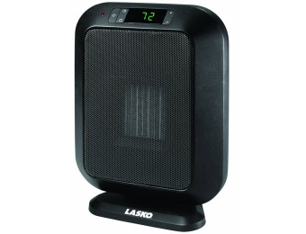 26% Off Lasko 6221 Flat Panel Ceramic Heater