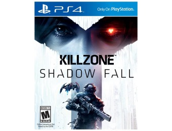 $44 off Killzone: Shadow Fall - PlayStation 4 Video Game