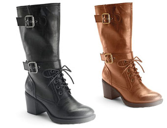 $60 Off Women's Sonoma Life + Style Midcalf Boots, 2 Colors