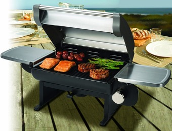 $83 off Cuisinart All-Foods Portable Tabletop Propane Gas Grill