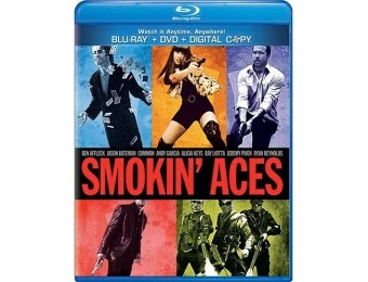 41% off Smokin' Aces (Blu-ray + DVD + Digital Copy)