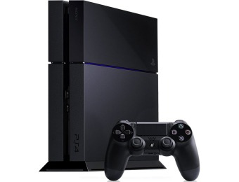 Playstation 4 Console (PS4) in Stock at Walmart.com