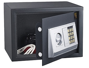 $100 off Quarter Master 7825 Electronic Home Office Safe