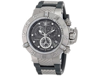 90% off Invicta Men's Subaqua Analog Swiss Watches, 7 Styles