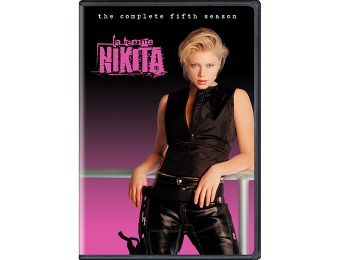 70% off La Femme Nikita: Complete Fifth Season DVD