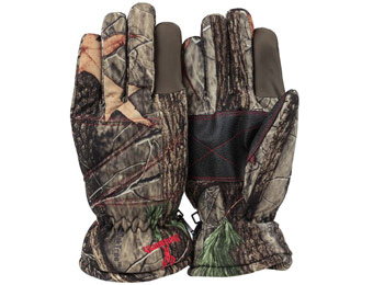 70% Off Huntworth Camouflage Reinforced Hunting Gloves