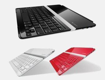 $73 off Logitech Ultrathin Keyboard iPad Cover, 3 Colors