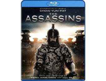 83% off The Assassins (Blu-ray)