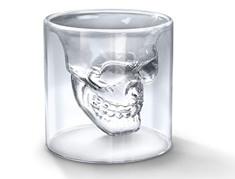 74% off Doomed: Crystal Skull Shotglass
