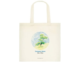 Free Personalized Canvas Tote Bag