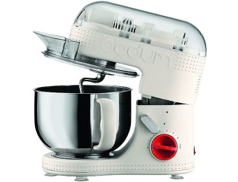 34% off Bodum Bistro 700 Watt Electric Stand Mixer, 4 Colors