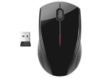 68% off HP Wireless Optical Mouse x3000