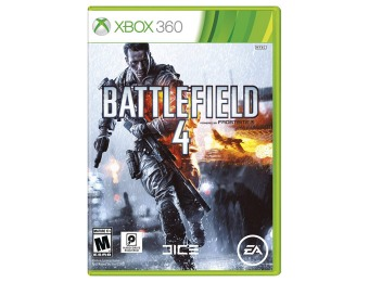 83% off Battlefield 4 - Xbox 360 Video Game