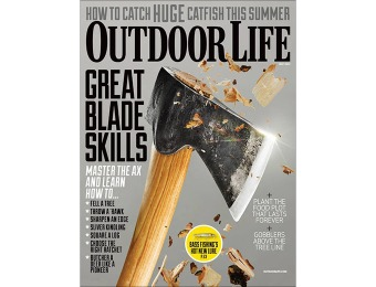 88% off Outdoor Life (1-year subscription)