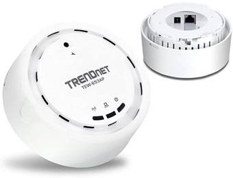50% Off TrendNet TEW-653AP 300Mbps Wireless N Access Point